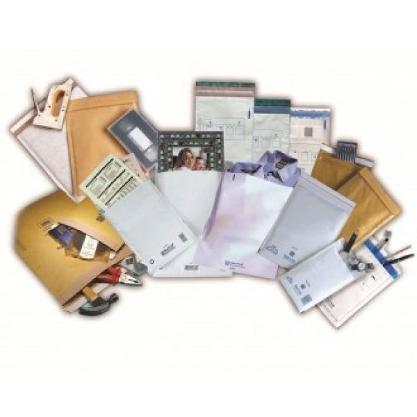 Envelopes and Mailing Bags