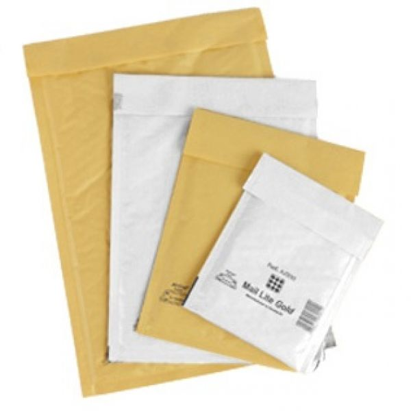 Jiffy Bags and Bubble Envelopes