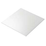 1mm Challenger White Centred Card Display Board