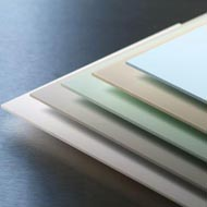 2.5mm Hygienic Pastel Coloured PVC Cladding Sheet
