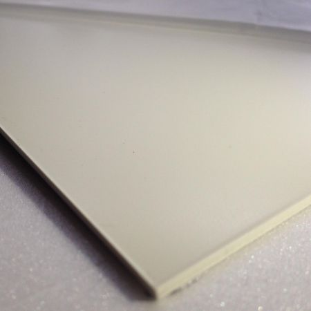 White Smooth ABS Sheet