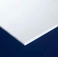 2mm Hygienic White PVC Cladding Sheet