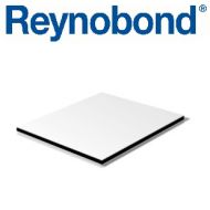 6mm Reynobond 33 White Aluminium Composite Sheet (ACM)