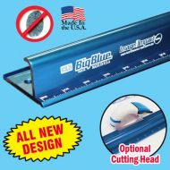 "The Big Blue Safety Ruler 28"" Inches ECSL28"