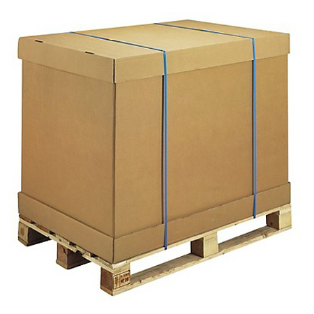 Double Wall Cardboard Pallet Boxes