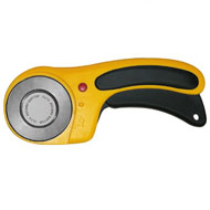 Olfa RTY-3/DX 60mm Deluxe Ergonomic Rotary Cutter