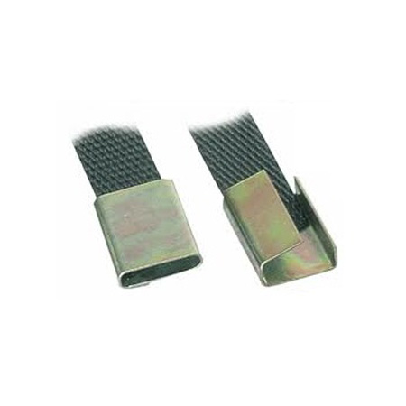 Semi Open Strapping Seal Clips